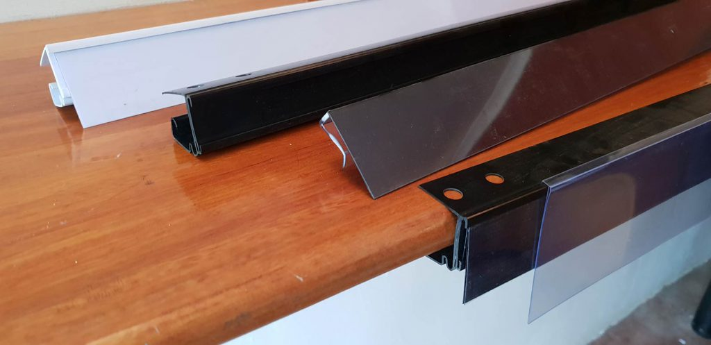 Patented Extrusions Profiles