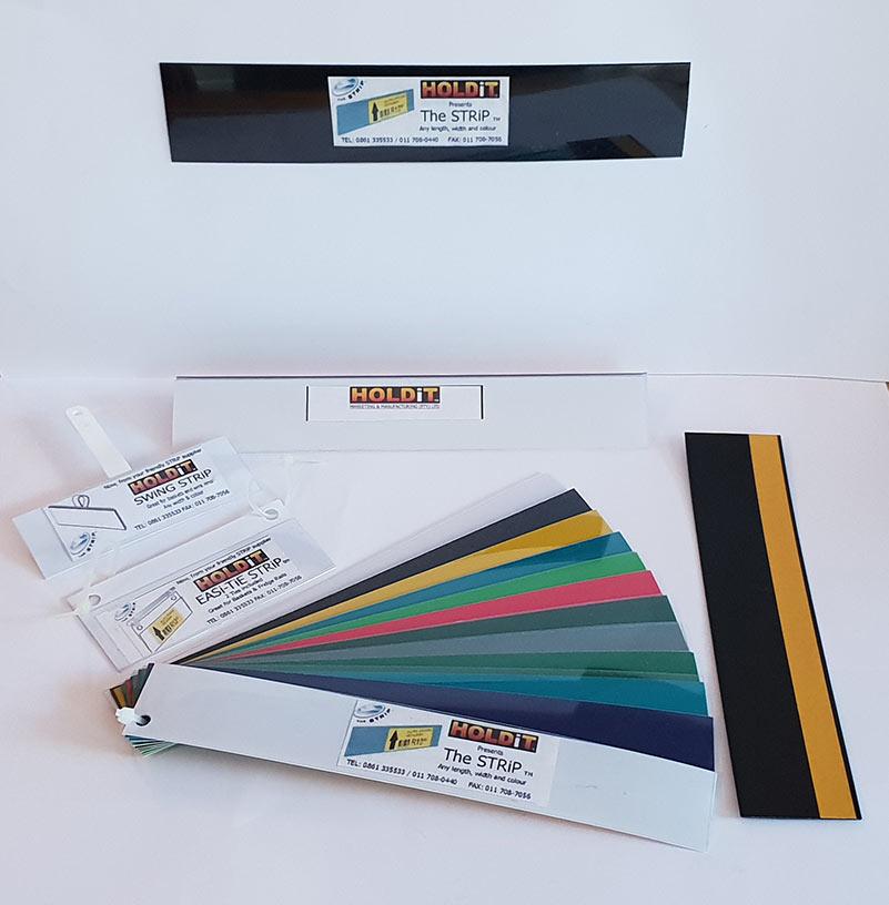 Strip Shelf Edge Labeling