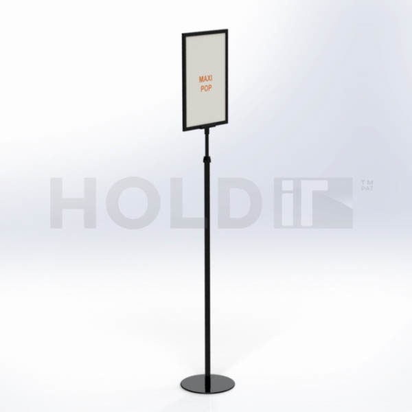 LPS001-SA - MiNiPOP STAND ADJUSTABLE - FLEXiFRAME™