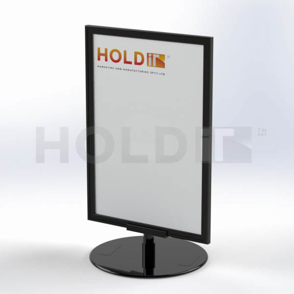 LPS002 TT - TABLE TOP with A4 frame - FLEXiFRAME™